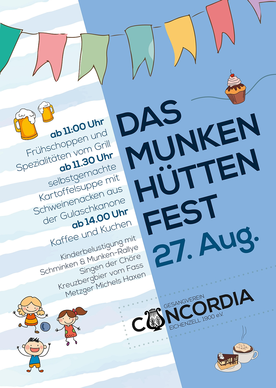 Munkenhüttenfest 2017